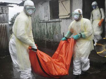 Muertes por Ébola