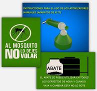 Catálogo de Obras Audiovisuales: erradicación del mosquito Aedes aegypti