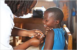 Vacunación. Fuente: OMS.