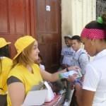 Promotores en Santa Amalia