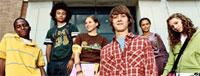 Adolescentes. Imagen: CDC