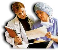 doctores personal de salud