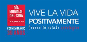 DM de lucha contra el sida 2018