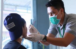 Test de VIH en jóvenes gais. Laos